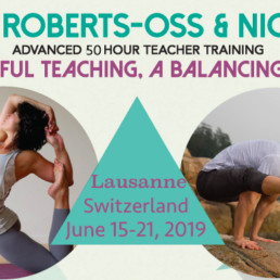 Balancing Teacher Training