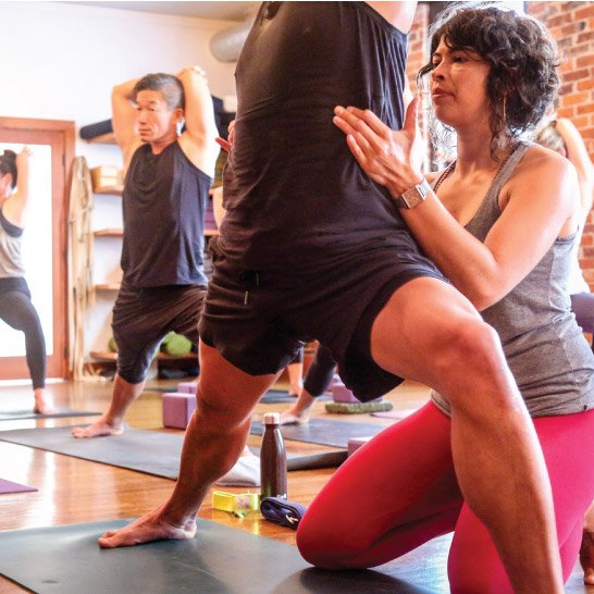 Yoga Mentorship