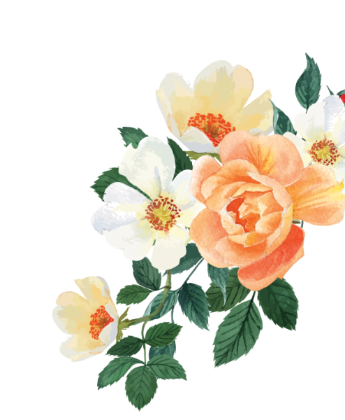 vinyasa yoga flowers